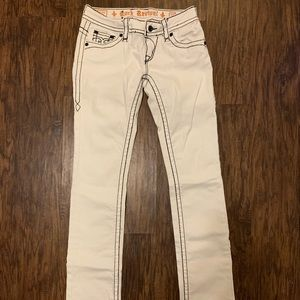 Women's Rock Revival Straight leg jeans